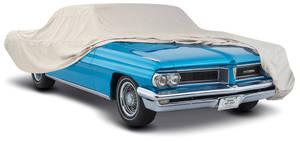 1962-1963 Car Cover, Dustop Custom Grand Prix