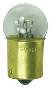 1964 Grand Prix Light Bulb, License Plate #1155