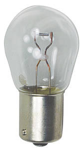 Light Bulb, Back-Up #1156, Single Filament