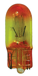 1969-1969 Bonneville Light Bulb, Side Marker Front #194NA (Amber)
