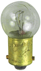 Light Bulb Glove Box Light #1895
