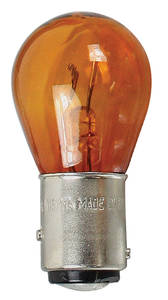 1963-77 Bonneville Light Bulb, Front Turn Signal Front, #1157A (Amber)