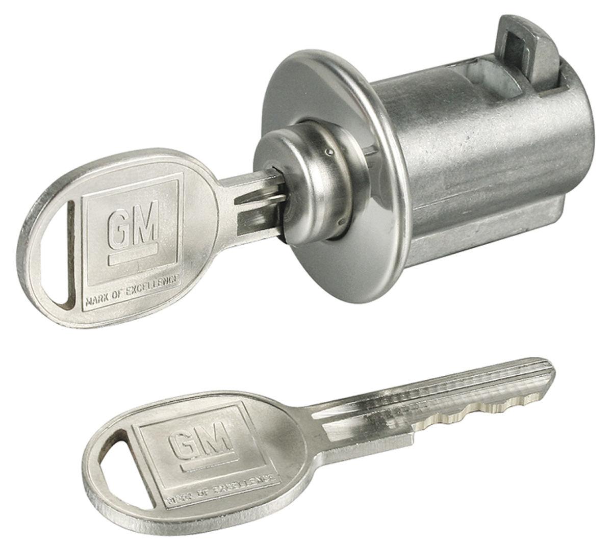 Photo of Tempest Console Lock round key