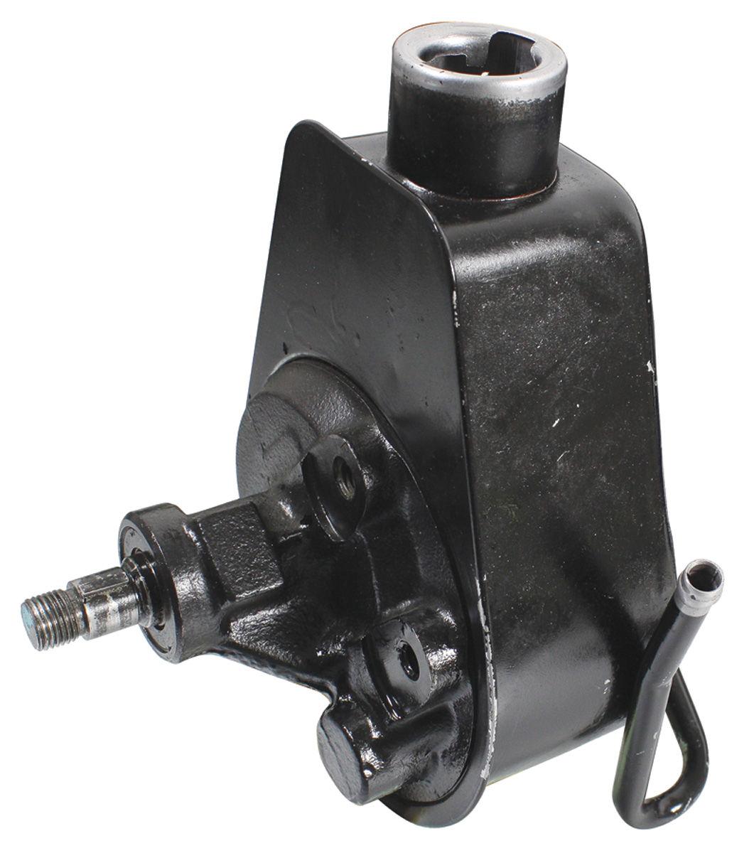 1967 69 Gto Steering Pump Reservoir Power