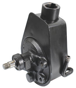 1971-72 LeMans Steering Pump & Reservoir; Power (Remanufactured) 8-Cyl.