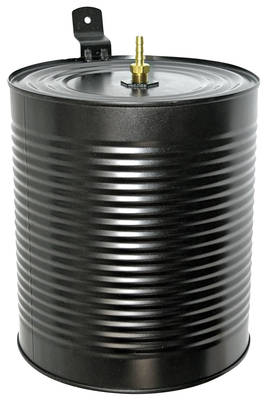 1968-69 GTO Vacuum Storage Canister