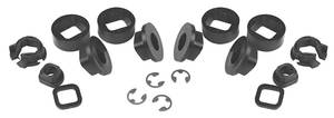 1968-69 GTO Headlight Bushing Set, Hideaway