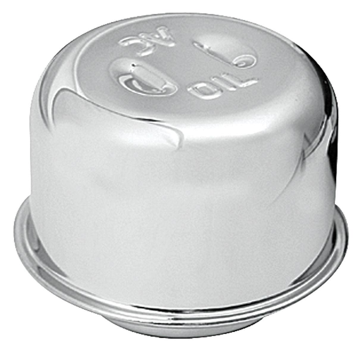 Photo of Oil Filler Cap Chrome twist-on