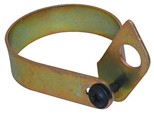 1964 Grand Prix Fuel Filter Bracket Tri-Power