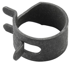 "1959-77 Grand Prix Fuel Line Pinch Clamp 9/16"", Black"