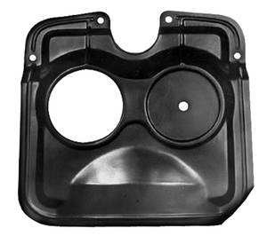 1964-67 GTO Radiator Fan Guard w/LH Filler Neck Hole