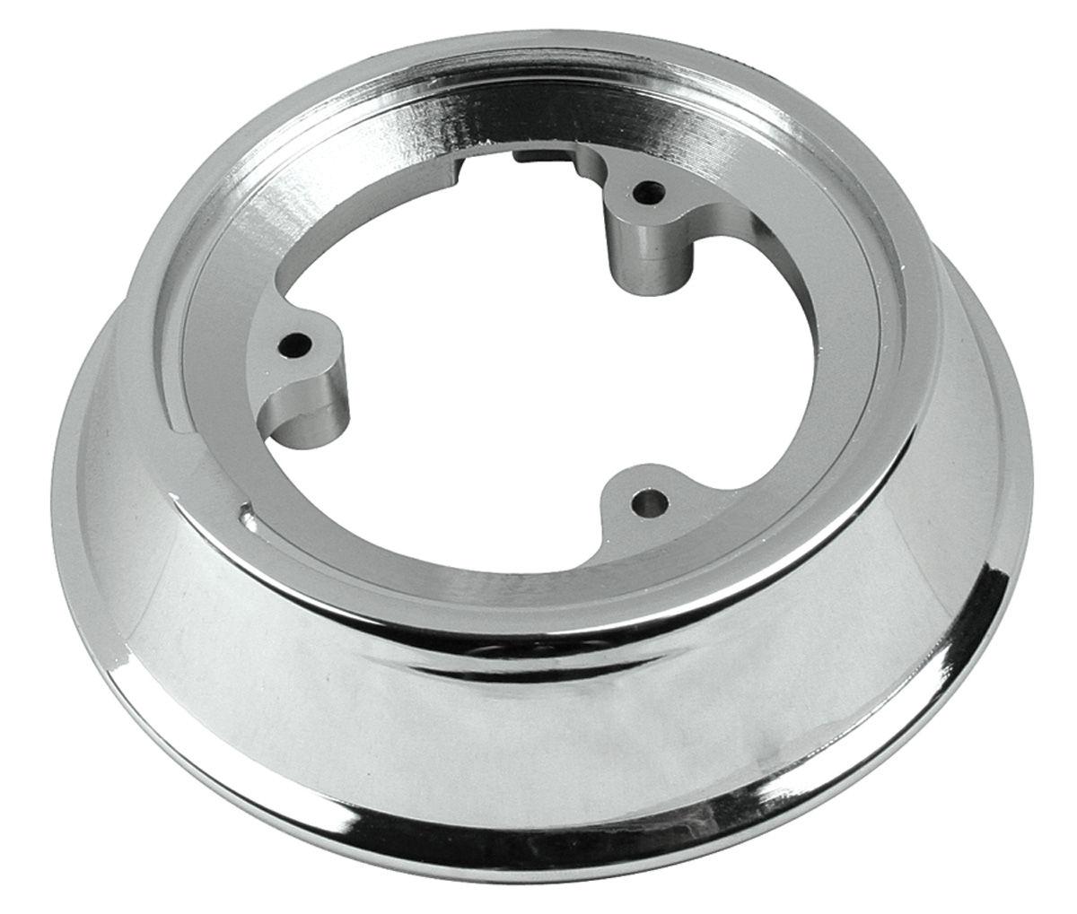 Photo of LeMans Steering Wheel Horn Button Housing (Wood Wheel)