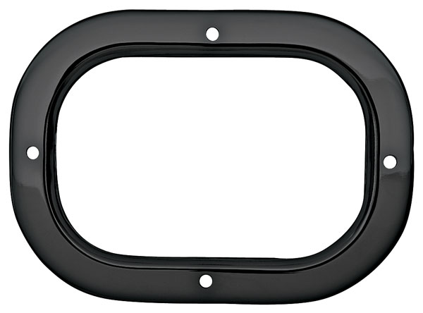 Photo of Shifter Boot Trim Plate, 4-Speed (Bonneville/Catalina)