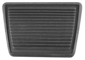 1964-1971 Tempest Brake & Clutch Pedal Pad OE Style, by RESTOPARTS