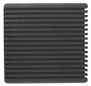 1963-64 Grand Prix Parking Brake Pedal Pad All Models