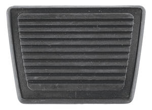 1965-70 Parking Brake Pedal Pad Bonneville/Catalina, by RESTOPARTS