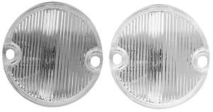 Back-Up Lamp Lenses, 1964-66 (GTO, Tempest & LeMans)
