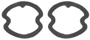 LeMans Back-Up Lamp Lens Gaskets, 1964-66 Lens