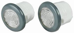 1969-1969 LeMans Marker Lenses, 1969 Front (GTO, Tempest & LeMans)