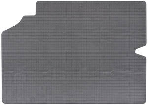 1968 GTO Trunk Mat 1-Piece (Gray/Black)