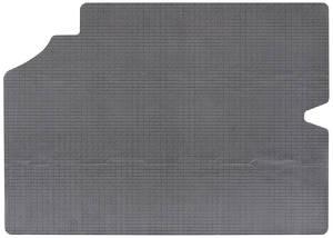 1968 LeMans Trunk Mat 1-Piece (Gray/Black)