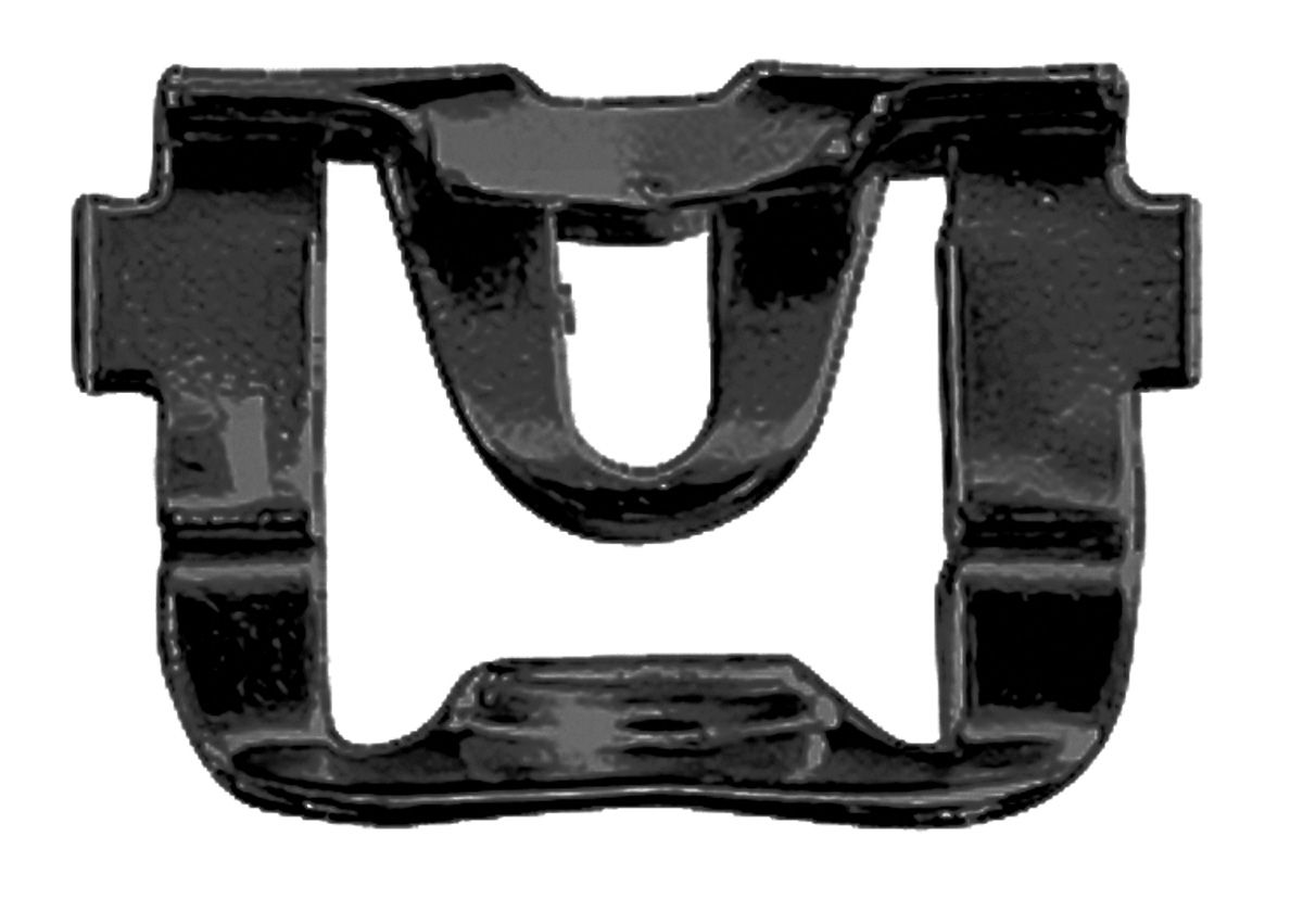 Photo of Window Molding Attachment Clips (Rear)