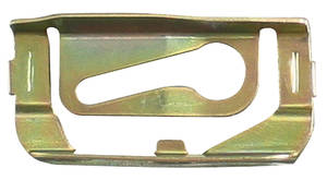 1968-72 El Camino Window Molding Attachment Clips Rear, by RESTOPARTS