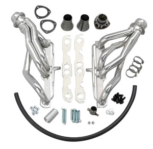 "1978-88 Malibu Headers, High-Performance 283-400/Power Steering, Automatic, 1-5/8"" Tubes, 3"" Collector HTC (4, 5, 6, 15, 103)"