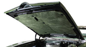1968-70 Tempest Underhood Insulation