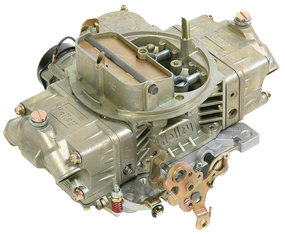 Photo of Carburetor, 4150 Secondary Electric Choke W/Vacuum Secondaries 650 CFM
