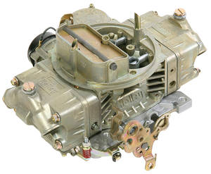 Carburetor, 4150 Secondary Electric Choke W/Vacuum Secondaries 650 CFM, by Holly