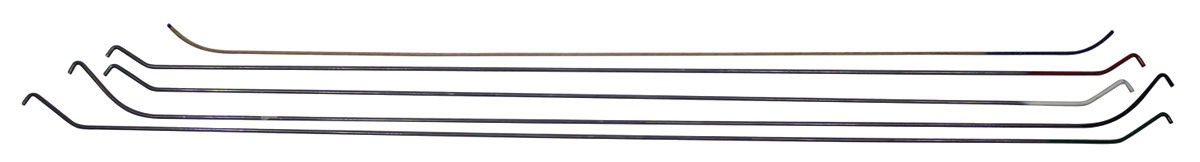 Photo of Headliner Wire Bows 2-dr. coupe