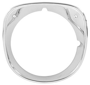 Chevelle Headlight Bezels, 1970 2 Required Per Side