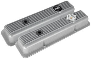 1978-88 El Camino Valve Covers, Muscle Series Black