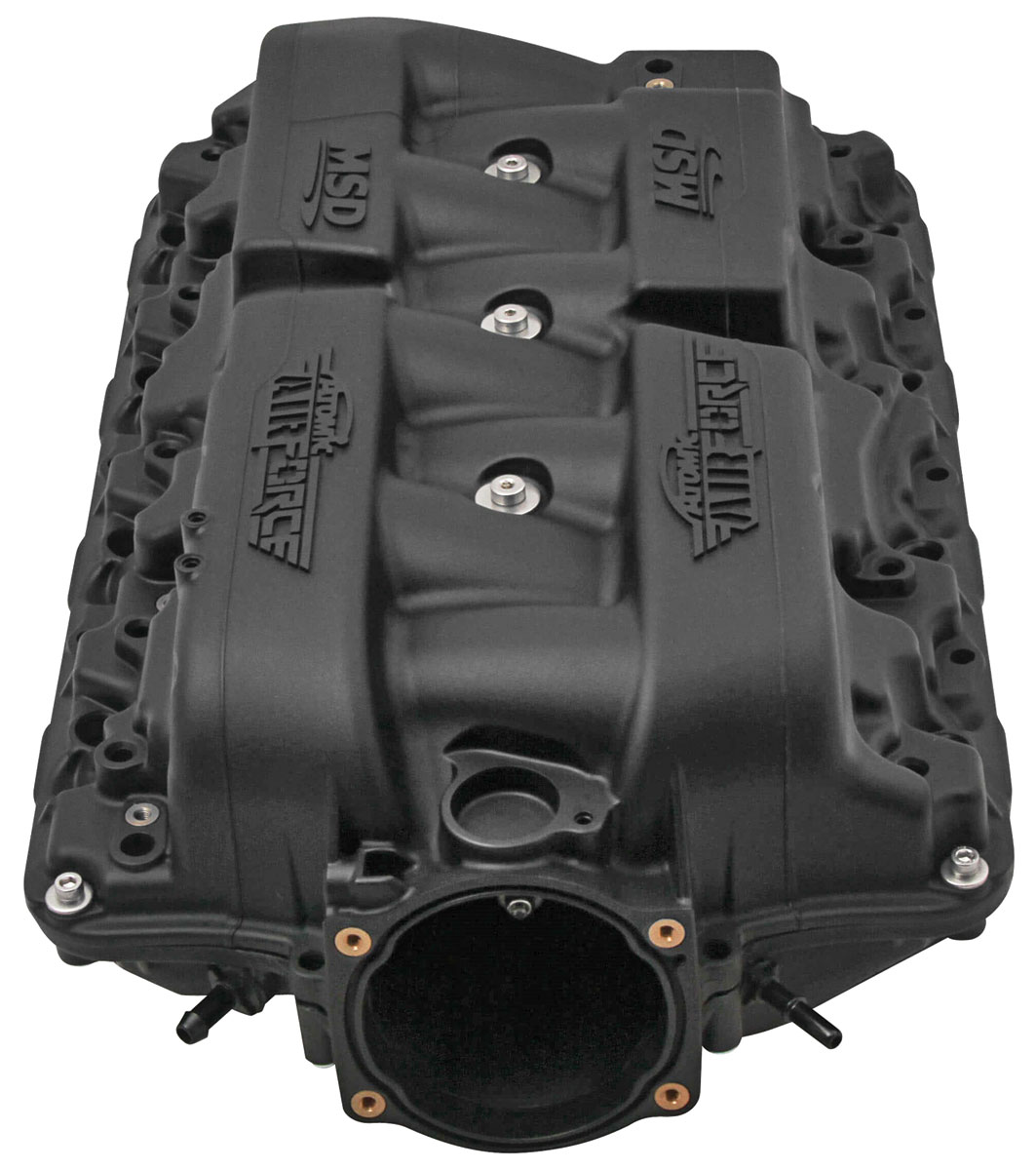 Photo of Intake Manifold, LS Atomic Airforce Black LS1, 2, 6