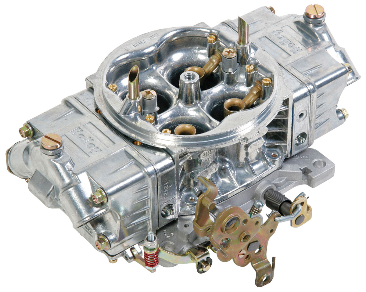 Photo of Carburetors, Street HP Series Mechanical Secondary 750 CFM, shiny finish