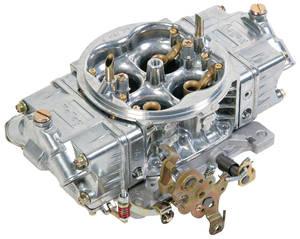 1978-1988 El Camino Carburetors, Street HP Series Mechanical Secondary 750 CFM, Shiny Finish