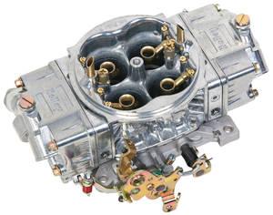 1978-88 El Camino Carburetors, Street HP Series Mechanical Secondary 850 CFM, Shiny Finish