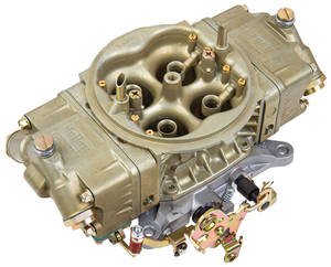 1978-88 El Camino Carburetors, Street HP Series Mechanical Secondary 950 CFM, Classic Finish