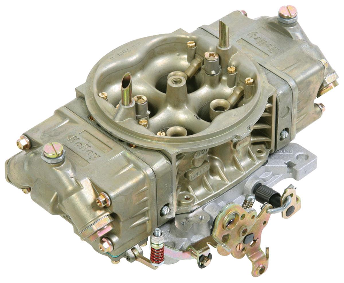 Photo of Carburetors, Street HP Series Mechanical Secondary 750 CFM, classic finish