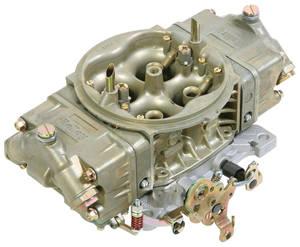 1978-88 El Camino Carburetors, Street HP Series Mechanical Secondary 750 CFM, Classic Finish