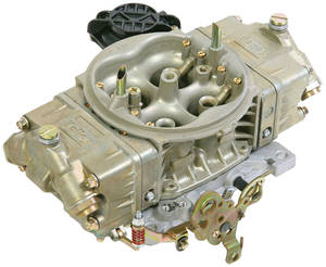 1978-88 El Camino Carburetors, Street HP Series Vacuum Secondary 750 CFM, Classic Finish