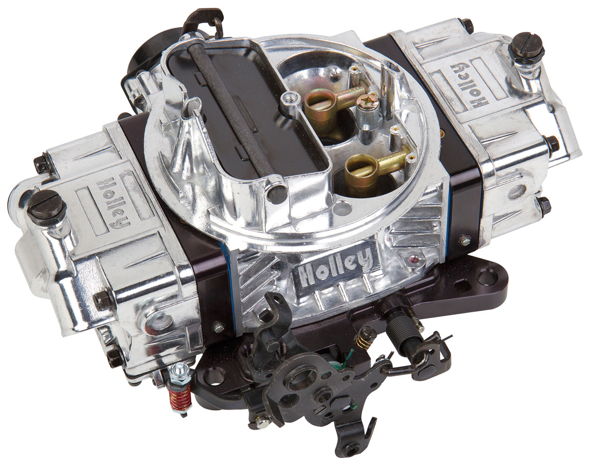 Photo of Carburetors, Ultra Double Pumper 650 Cfm black