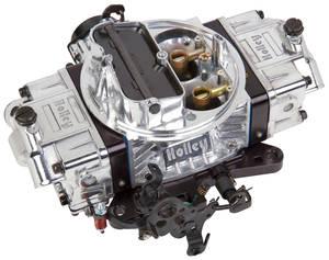 1959-76 Bonneville Carburetors, Ultra Double Pumper 650 Cfm Black
