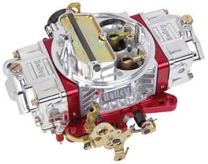 1978-88 Malibu Carburetors, Ultra Double Pumper 650 Cfm Red