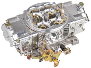 1978-88 Malibu Carburetors, Street HP Series Mechanical Secondary 650 CFM, Aluminum