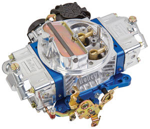 1959-1976 Bonneville Carburetors, Holley, Ultra Street Avenger 670 Cfm Blue Metering Blocks