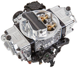 1978-1988 El Camino Carburetors, Holley, Ultra Street Avenger 670 Cfm Black Metering Blocks