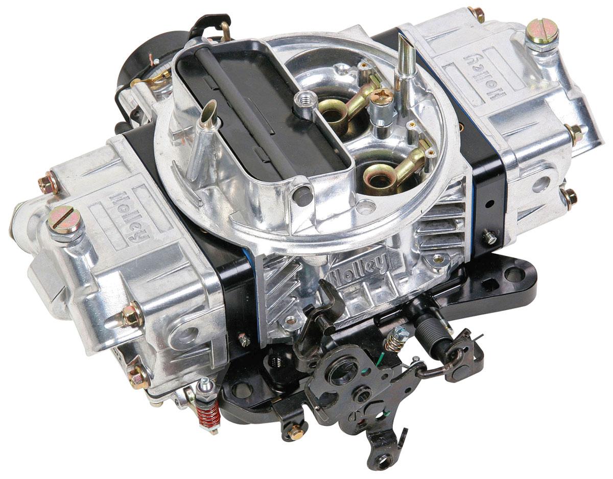 Photo of Carburetors, Ultra Double Pumper 750 Cfm black