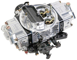 1959-76 Bonneville Carburetors, Ultra Double Pumper 750 Cfm Black